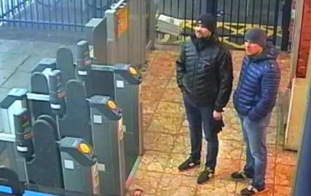 Telegraph: подозреваемые впокушении наСкрипалей приехали в великобританию  ввиде  предпринимателей