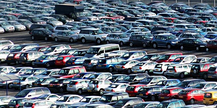 ВУкраине упали продажи новых легковых авто