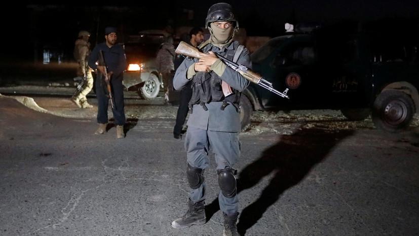 Выборы вАфганистане: взрывы ихаос