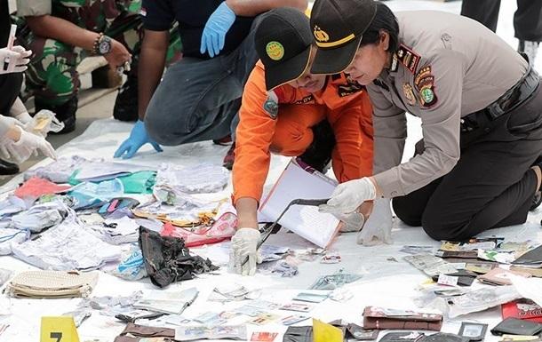 Названы данные черного ящика— Авиакатастрофа вИндонезии