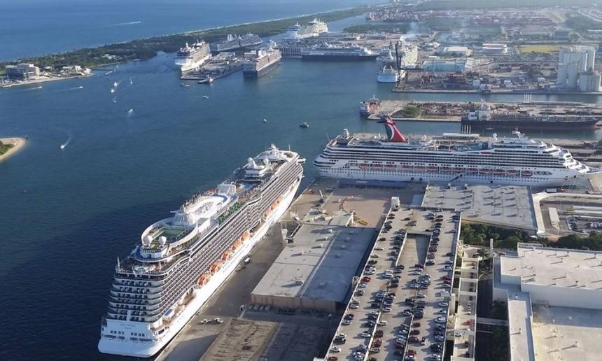 США хотят закрыть вропейские порты для российских судов