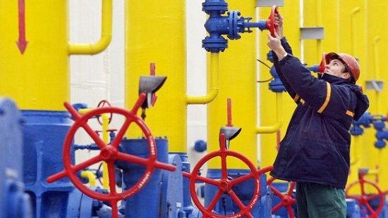Вхранилищах Украины осталось 13 млрд кубов газа