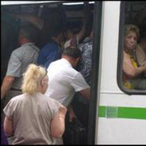 Как геи узнают друг друга в транспорте