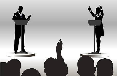 «Некого дебать». Тимошенко пришла надебаты исразу ушла