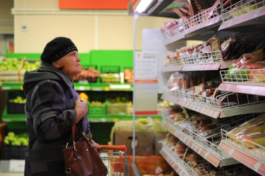 Инфляция кначалу весны ускорилась практически вдвое