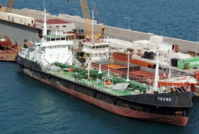 Моряков из Одессы и Николаева захватили в плен в Нигерии и содержат в