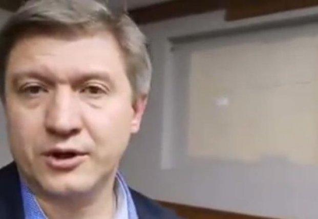 Данилюк: ССНБО пропали серверы ссекретной информацией