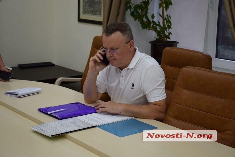 В микрорайоне Леваневцев в Николаеве хотят спасти от застройки одну оставшуюся зону для отдыха