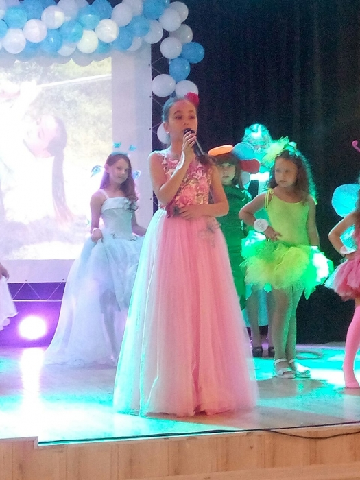 В Заводском районе провели конкурс красоты и талантов «Мини-мисс Корениха 2019»