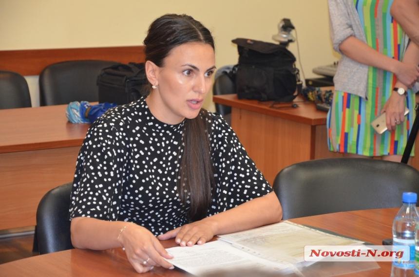 Директор КП «Фармация» Евгения Редькина
