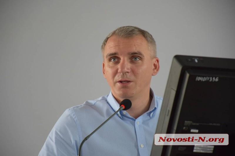 «Баш на баш»: Сенкевич предложил немедленно передать недострой на 3-й Слободской «могилянке»