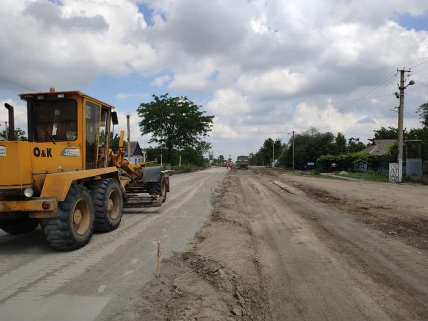 АМКУ отменил торги на строительство бетонной трассы Николаев-Кропивницкий