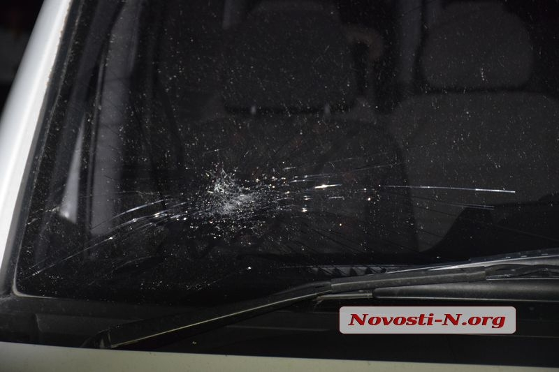 Под Николаевом произошла массовая драка между таксистами и жителями села: участвовали более 100 человек