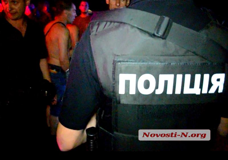 Массовая драка между таксистами и жителями Котлярово под Николаевом. ВИДЕО