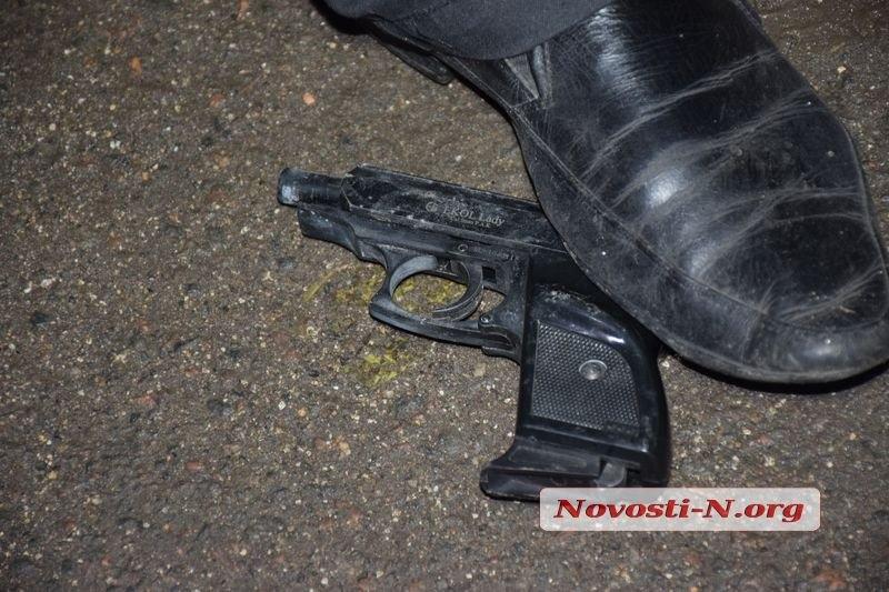 По факту массовой драки под Николаевом открыто уголовное производство