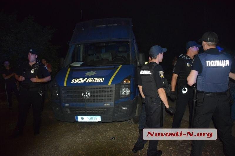 В драке под Николаевом участвовали 150 человек: пострадавшие отказались писать заявления