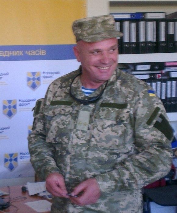 В первой десятке партии Ляшко в Раду идут экс-офицер 79-й бригады и жена николаевского нардепа