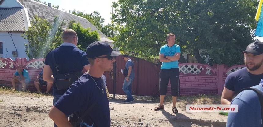 На Николаевщине перекрыли многострадальную трассу Н-11