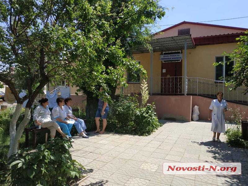 В Николаеве заминировали все больницы города