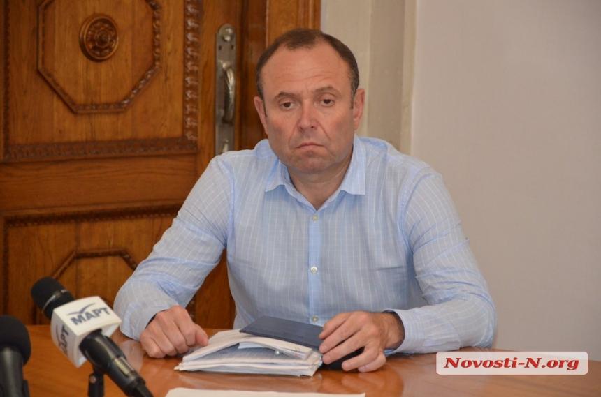 «Провокаторы среди нас»: в Николаеве вице-мэр призвал обращать внимание на все подозрительное