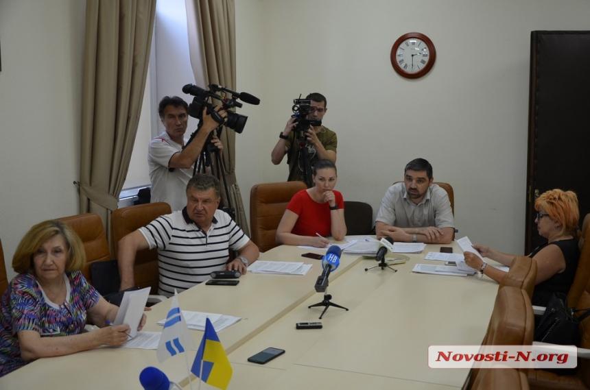 В Николаеве три школы переименуют в гимназии — нет старших классов