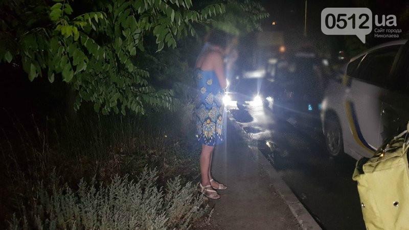 В Николаеве ночью изнасиловали девушку. ВИДЕО