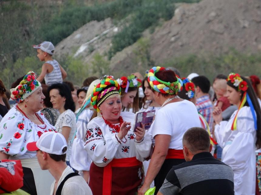 В Терновке прошел межэтнический фестиваль «Этнична спадщина» - приехали гости из Болгарии