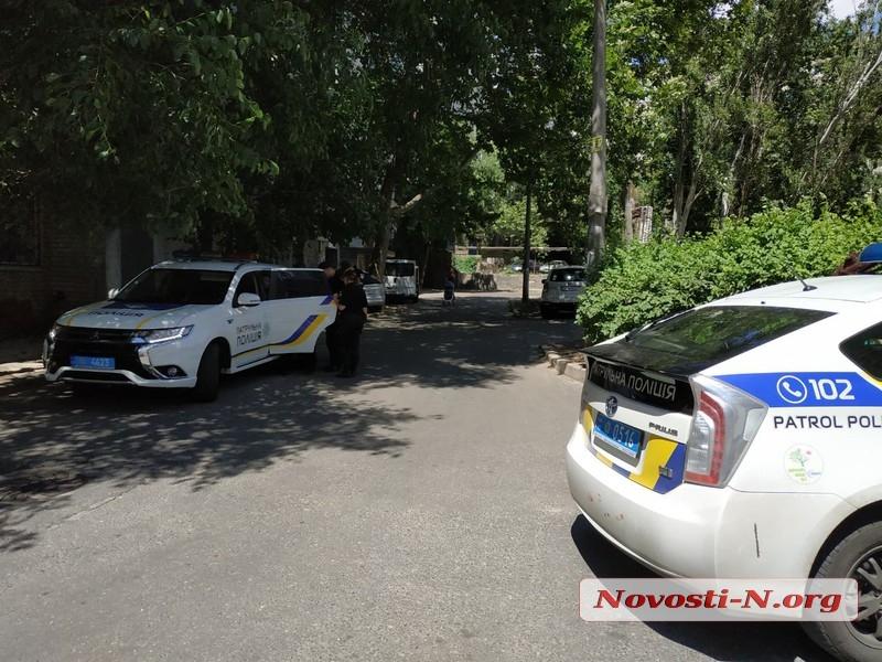 В центре Николаева патрульные по горячим следам задержали уличного грабителя