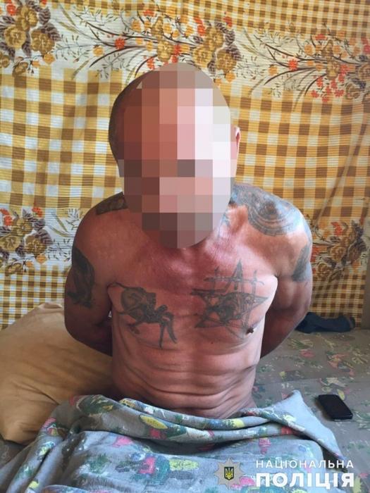 В Николаеве нашли злоумышленника, который связал пенсионерку и ограбил