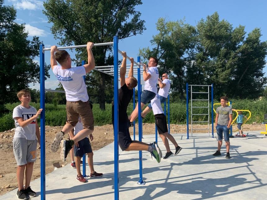 Парк «Богоявленский» оживает благодаря неравнодушным жителям