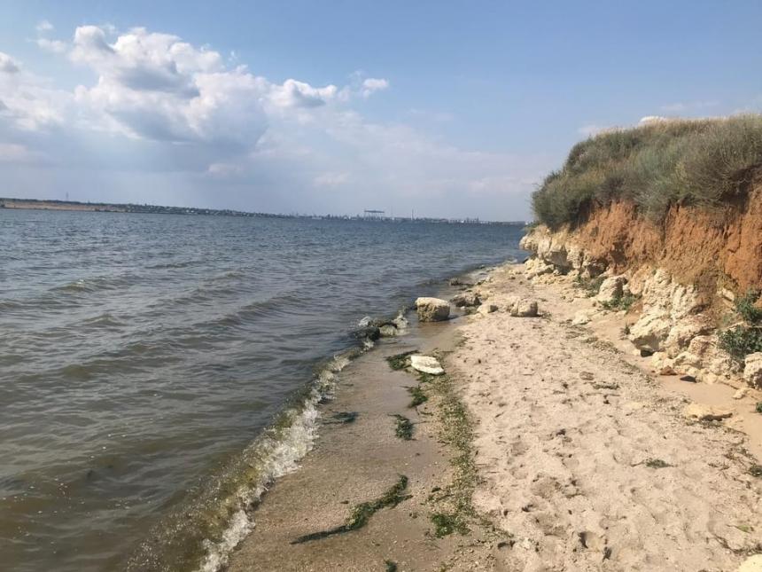 В Николаеве в реке обнаружили труп