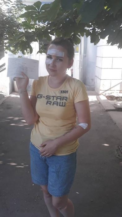 В Николаеве таксист избил пассажирку, узнав, что она забыла дома кошелек