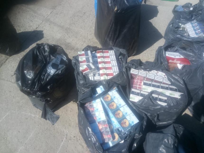 Николаевские налоговики ликвидировали в Одессе подпольный цех по производству сигарет