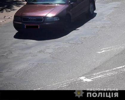 В Николаеве с помощью системы «Гарпун» задержали автомобиль, что уже год в розыске