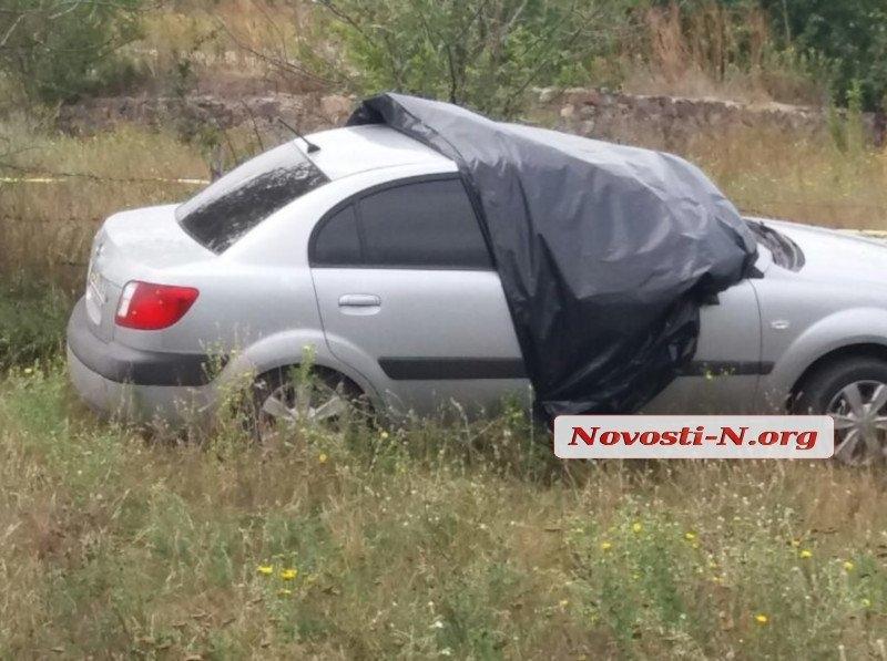 Расстрел в Первомайске: киллер преследовал свою жертву на машине