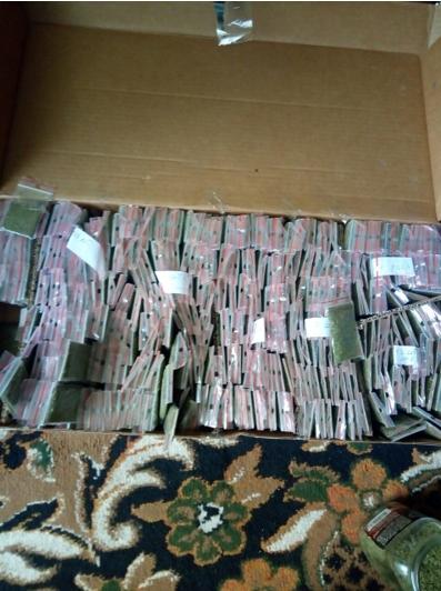 На Николаевщине мужчина «для собственных нужд» хранил дома 5 кг наркотиков и боевую гранату