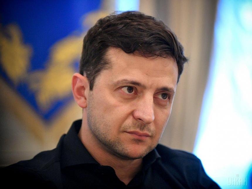 Зеленский подписал закон о ратификации соглашения о ЗСТ с Израилем