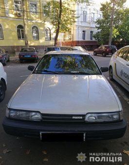 В Николаеве система «Гарпун» нашла авто в угоне, которым управлял мужчина в розыске