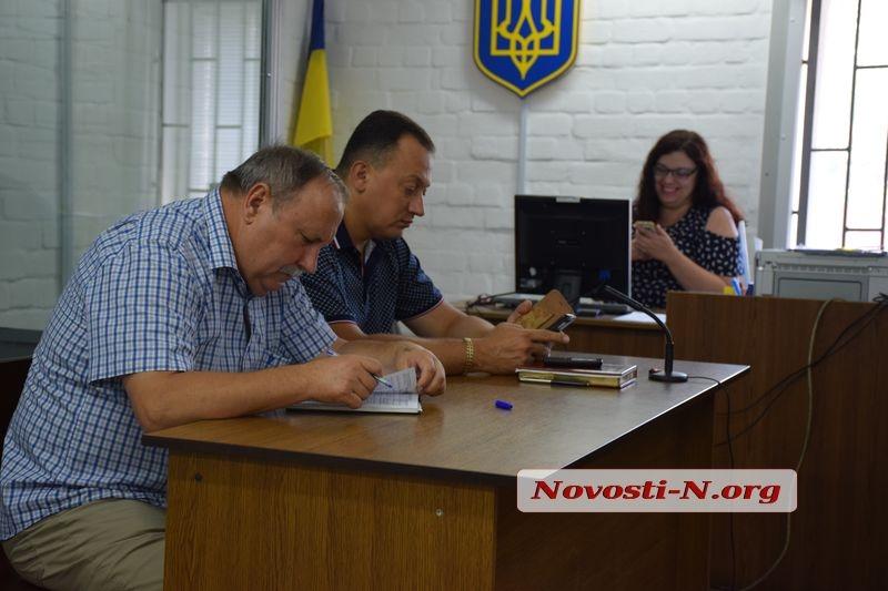 В Николаеве заседание по делу экс-губернатора Романчука перенесли из-за неявки прокурора