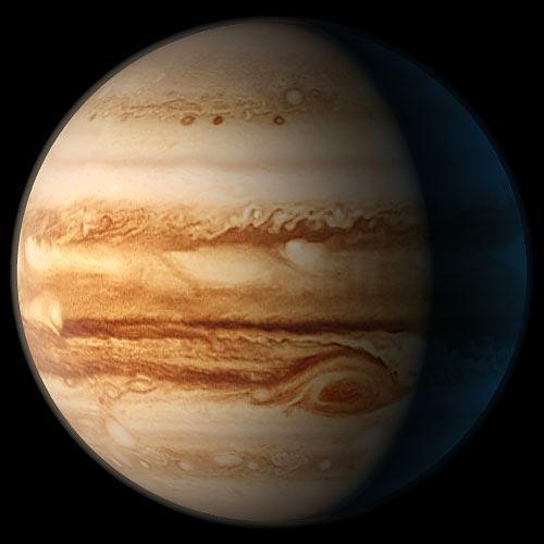 Ученые заподозрили Юпитер в космическом «каннибализме»
