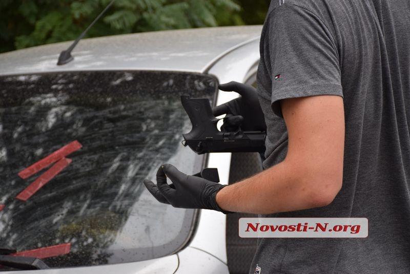 Под Николаевом задержана бандитская группа, похитившая фермера. ФОТО, ВИДЕО