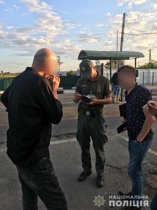 Из Николаевской области выдворили вора-рецидивиста из Грузии