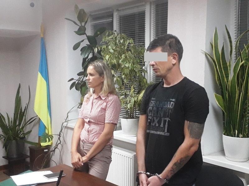 В Николаеве водителя «Ауди», сбившего маму с дочкой, взяли под арест с залогом