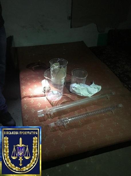 В Киеве задержали наркоторговцев, поставлявших амфетамин военным