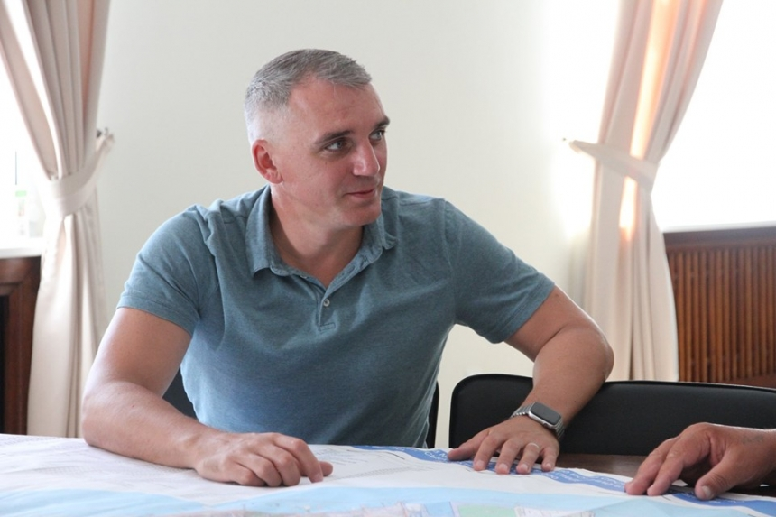 В Николаеве хотят строить новую набережную