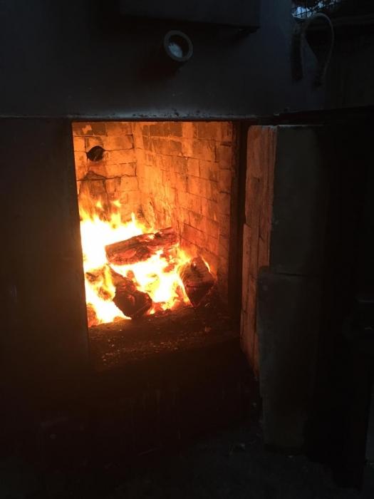 В Николаеве сожгли в печи 21000 литров алкоголя