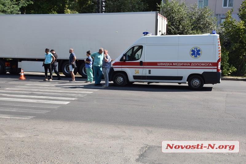 В Николаеве дама на «Киа» сбила насмерть пожилую женщину на переходе