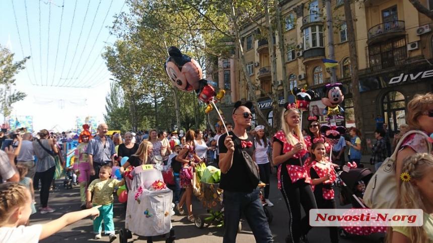 В Николаеве началось торжественное открытие празднования Дня города. ОБНОВЛЯЕТСЯ