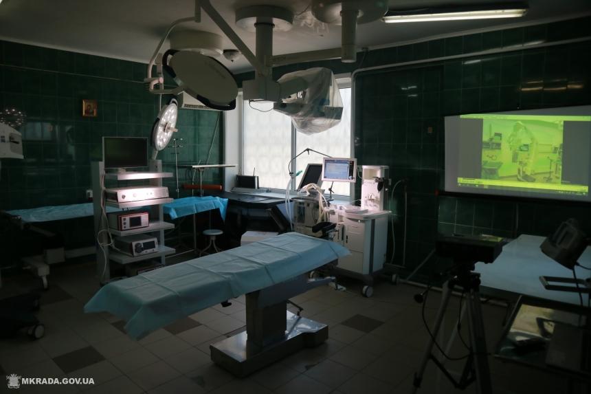 В Николаеве для БСМП приобрели современное оборудование