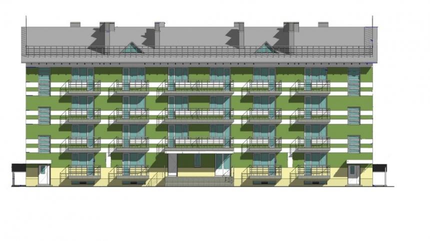 В Николаеве начато строительство смарт-квартир для военных